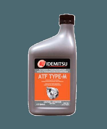 IDEMITSU ATF TYPE-M (MAZDA MIII, MV),, жидкость для АКПП, 1л, Япония