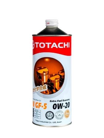TOTACHI Extra Fuel, 0W-20, SN,  моторное масло, синтетика, 1л, Япония