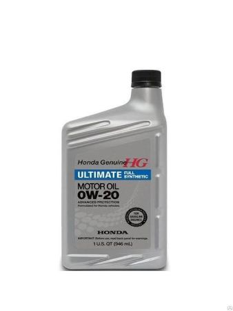 Honda 0W20, API SN/ILSAC GF-5, моторное масло,  0,946л, США
