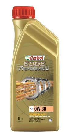 Castrol EDGE, Titanium FST, 0W30, моторное масло,  синтетика, 1л, Бельгия