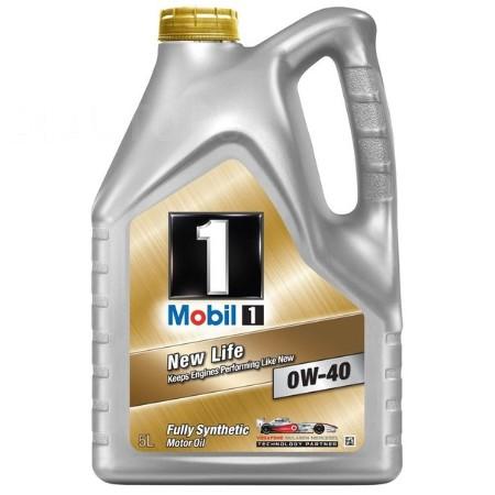 Mobil 1 FS, 0W40,  моторное масло, синтетика, 4л, EU