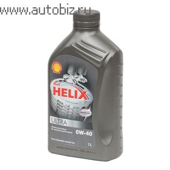 SHELL HELIX  HX7, 10w-40, SM/CF,  полусинтетика, 1л, Финляндия