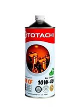 TOTACHI Eco Gasoline, 10W-40, SN/CF,  полусинтетика, 1л, Япония