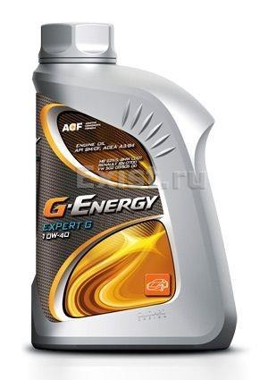 G-Energy EXPERT G, 10W-40, SG/CD,  полусинтетика, 1л, Россия