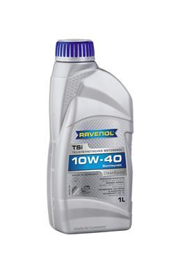 Ravenol TSI, 10w-40, SM/CF,  полусинтетика, 1л, Германия