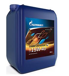 Gazpromneft Turbo Univers, 15W-40, CD, 20л, Россия