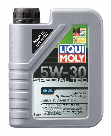 LIQUI MOLY Leichtlauf Spezia AA, 5W/30, синтетика, 1л, Германия