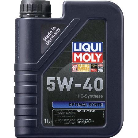 LIQUI MOLY Optimal Synth,5W/40,  синтетика,1л, Германия