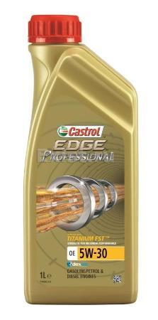 Castrol EDGE, 5W30, моторное масло,  синтетика, 1л, Бельгия