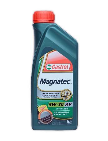 Castrol Magnatec АР, 5W30,  синтетика,1л, Бельгия