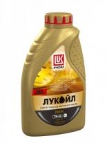 Лукойл Люкс, 5w40,  синтетика, 1л, Россия