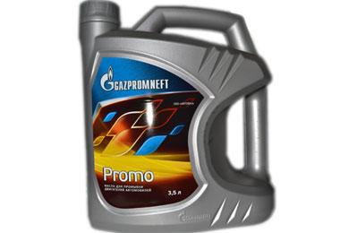 Gazpromneft PROMO, промывочное масло, 3.5л, Россия