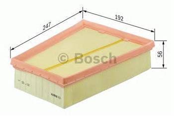 BOSCH, Фильтр воздушный, F026400138 (С25115),  Германия