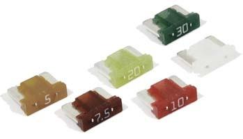 Предохранитель супер мини евро стандарт 10 Aмпер (W269-1)
