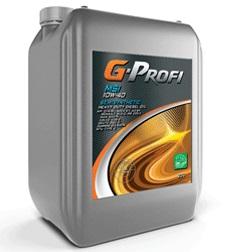 G-Energy, G-Profi MSH, 10W-40, CI-4/SL,  полусинтетика, 20л, Италия