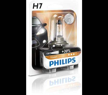 PHILIPS, H7 12V 55W, (12972 BVUB1),  Германия