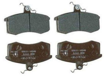 Колодки тормозные,ЦИТРОН,передние,ВАЗ 2108-09,193