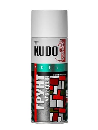 KUDO, Грунт универсальный белый,520мл, Россия 2004-KU