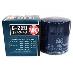 VIC, Фильтр масляный, C-220, Япония