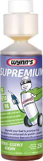Wynn`s Supremium Petrol,Присадка для бен. для улучшения качества, 250мл,Бельгия, (22810W)