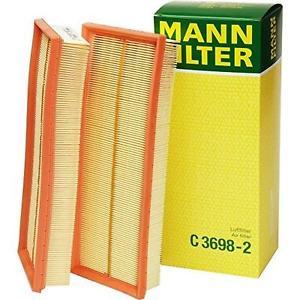 MANN, фильтр воздушный, С3698/3-2, Германия