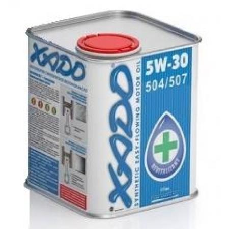 ХADO  Аtomic Oil, 5W-30 SМ/CF,  синтетика, 1л, Украина