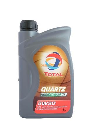 ТОТАL Quartz  9000, Future NFC, 5w-30,  синтетика, 1л, Франция