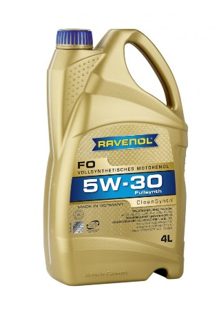 Ravenol FO, 5w-30, GF-4,   4л, Германия