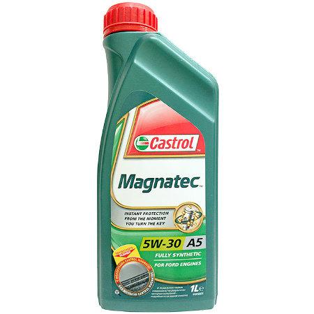 Castrol Magnatec А5, 5W30,  синтетика, 1л, Бельгия