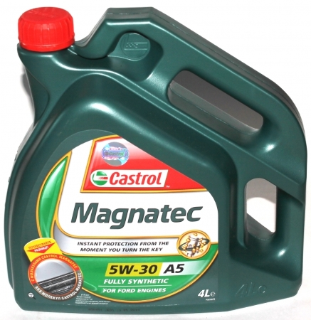 Castrol Magnatec А5, 5W30,  синтетика, 4л, Бельгия