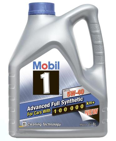 Mobil 1 FS X1, 5W40,  синтетика, 4л