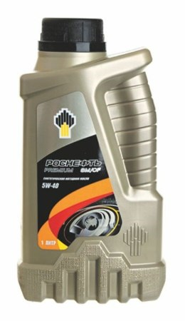 Роснефть Magnum Ultratec ( замена Premium), 5w40 SМ/CF,  синтетика, 1л, Россия