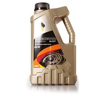 Роснефть Magnum Ultratec ( замена Premium), 5w40 SМ/CF,  синтетика, 4л, Россия