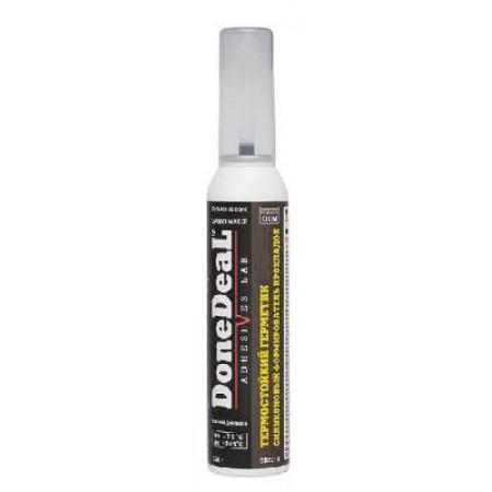 DoneDeaL, Термостойкий серый силиконовый формирователь прокладок, 205гр США 6735-DD