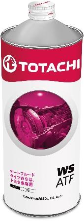 TOTACHI ATF WS, масло для вариаторов, синтетика,1л, Япония