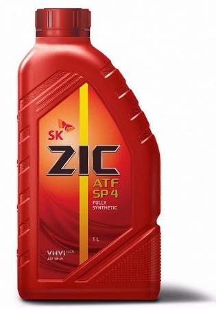 ZIC  ATF SP-4, трансмиссионное масло,1л, Корея