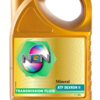 NGN, ATF DEXRON II , трансмиссионное масло для АКПП, минеральное, 4л, Нидерланды