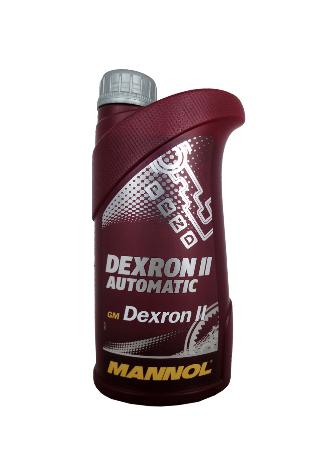 Mannol, Dexron II D, транс. жидкость ATF, 1л