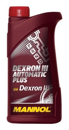 Mannol, Dexron III D, транс. жидкость ATF, 1л