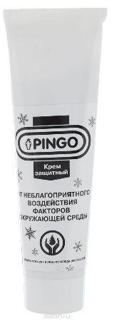 Pingo Чистая звезда, крем защитный для рук, регенерирующий, 100мл