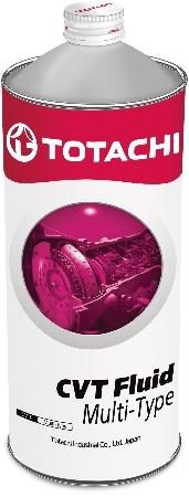TOTACHI ATF CVT Fluid MULTI-TYPE, масло для вариаторов, синтетика, 1л, Япония