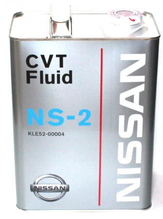Nissan СVT NS-2, масло для вариаторов, синтетика, 4л, Япония