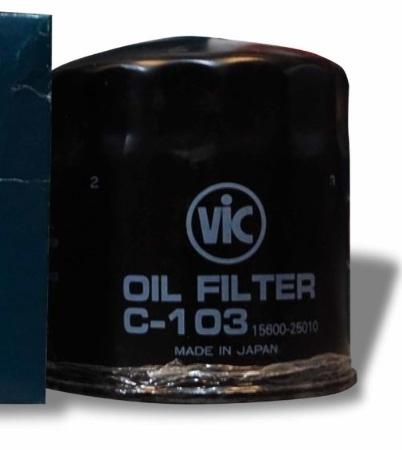 VIC, Фильтр масляный, C-103, Япония