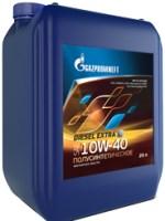 Gazpromneft Diesel Extra,10w-40, CF-4/CF/SG, полусинтетика, 20л, Россия