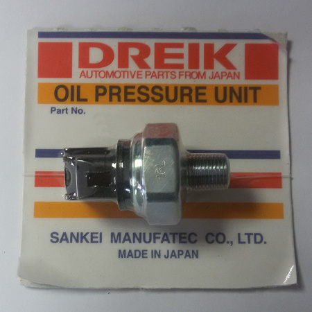 DREIK, датчик давления масла, DOP1130/PS-131/Toyota,DAIHATSU двиг. 3A, 4A, Япония