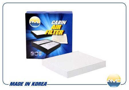 Фильтр салонный, AMD,  JFC69/АС-206/В72771СА0А , Корея