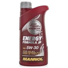 Mannol, 5w-30 Energy Formula JP SN,  синтетика, 1л, EU