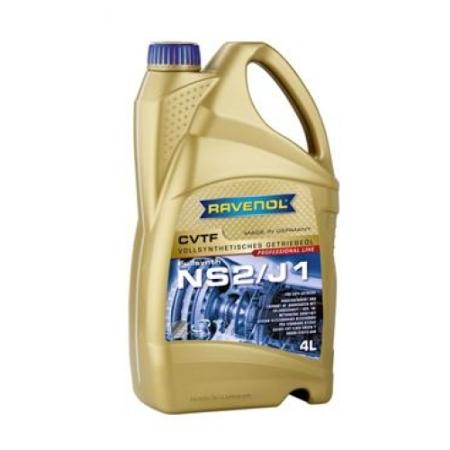 Ravenol CVTF NS2/J1 Fluid, жидкость для вариаторов, 4л, Германия