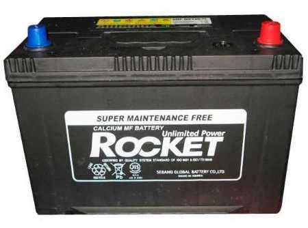 Аккумулятор Rocket SMF +30 40 (42B19)L от(обратная полярность, тонкие)