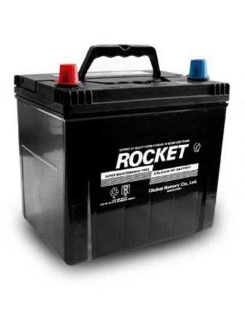Аккумулятор Rocket SMF +50 42 (46B19)L (370Aч) от(обратная полярность, тонкие)